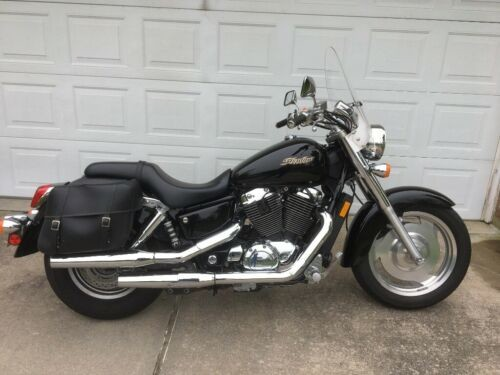 2002 Honda Shadow Sabre 1100 Black craigslist