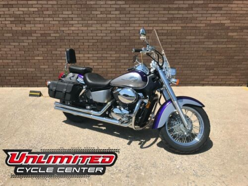 2002 Honda Shadow -- Purple for sale craigslist