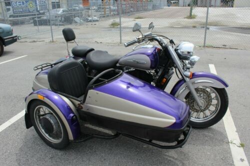 2002 Honda Shadow Silver and Purple for sale craigslist