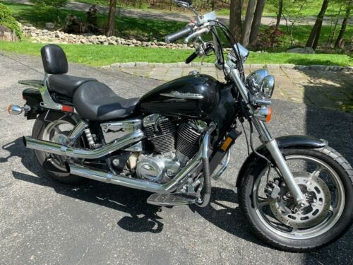 2002 Honda VT1100C Black for sale craigslist