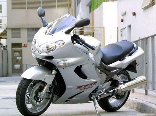 2002 Kawasaki ZZR1200 Silver for sale craigslist