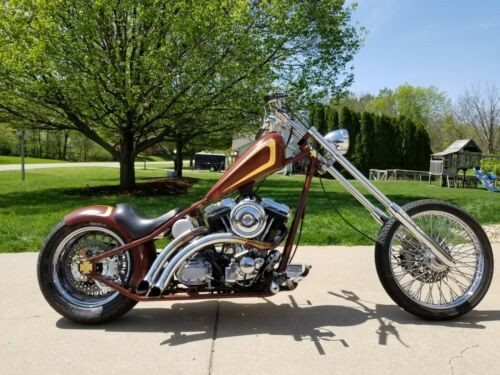 2002 Other Makes West Coast Choppers CFL Brown craigslist