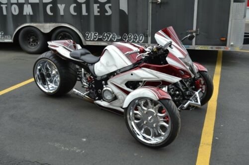 2002 Suzuki Hayabusa Custom for sale