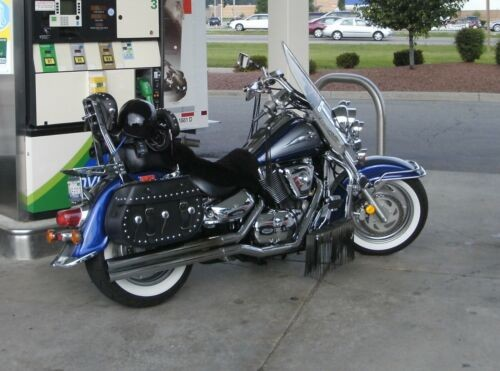 2002 Suzuki Intruder VL1500 LC Blue for sale