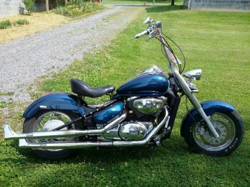 2002 Suzuki Intruder Blue for sale craigslist