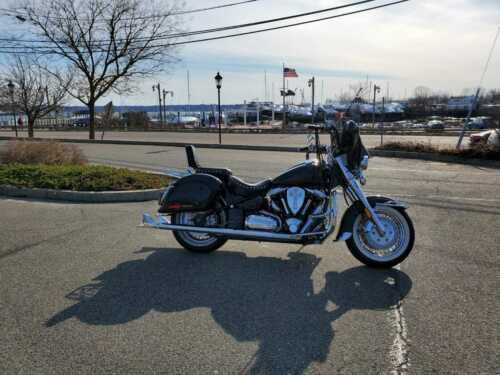 2002 Yamaha Road Star Black for sale