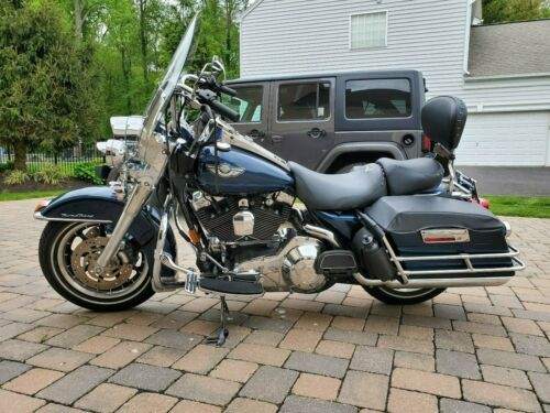 2003 American Classic Motors FLHR Blue for sale