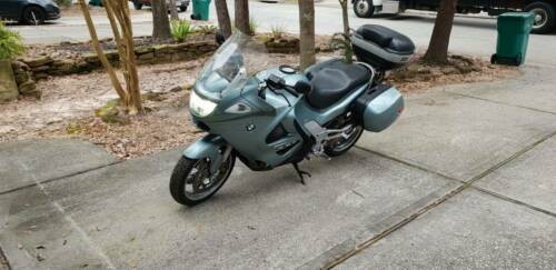 2003 BMW K1200GT for sale craigslist