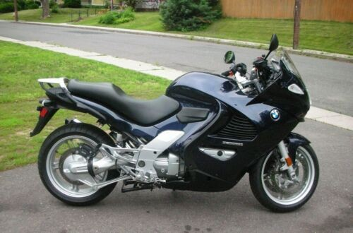 2003 BMW K1200GT Oriental Blue for sale