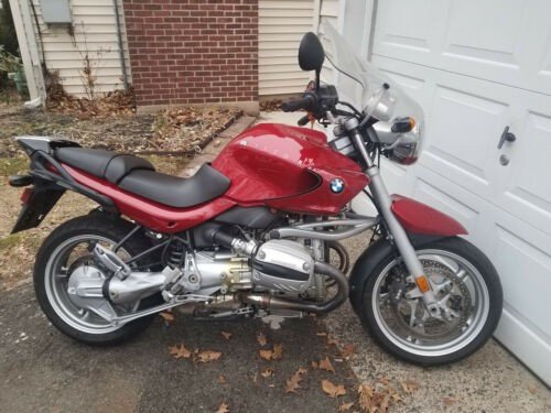 2003 BMW R-Series Red for sale