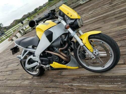 2003 Buell Lightning Yellow for sale craigslist