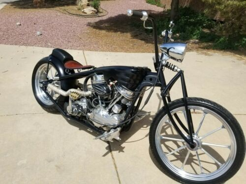 2003 Custom Built Motorcycles Chopper Black craigslist