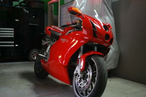 2003 Ducati Superbike Red for sale craigslist