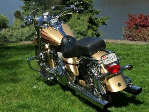 2003 Harley-Davidson 100th Anniversary Road King CVO Gold for sale