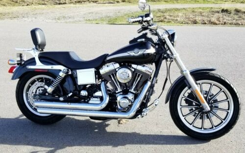 2003 Harley-Davidson Dyna Lowrider 100th Anniversary Black for sale craigslist