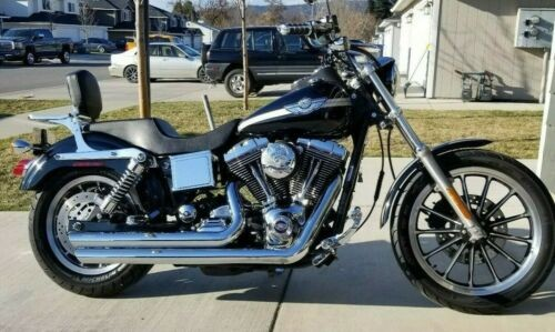 2003 Harley-Davidson Dyna Lowrider 100th Anniversary Black for sale