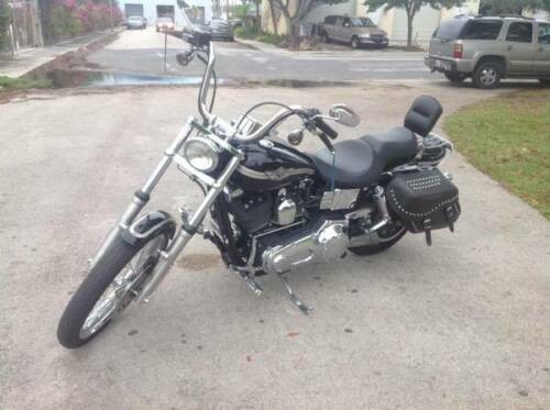 2003 Harley-Davidson Dyna 100TH ANNIVERSARY Black for sale craigslist