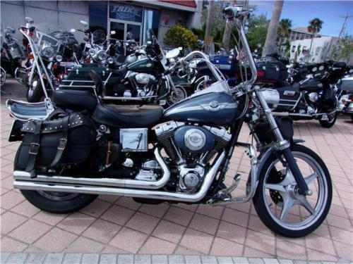 2003 Harley-Davidson Dyna -- Gray for sale craigslist