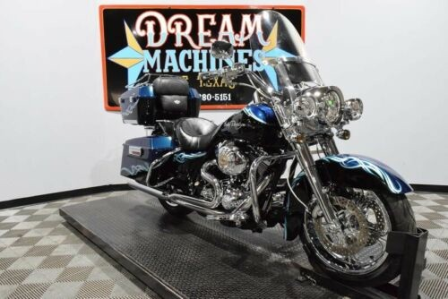 2003 Harley-Davidson FLHRC - Road King Classic 100th Anniversary -- Black for sale