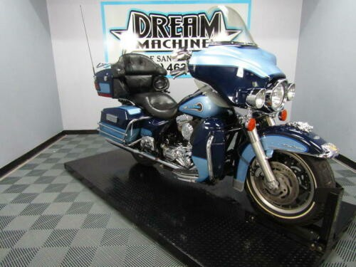 2003 Harley-Davidson FLHTCUI - Electra Glide Ultra Classic Injection -- Blue for sale