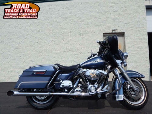 2003 Harley-Davidson FLHTCUI - Electra Glide® Ultra Classic® Injection -- Blue for sale craigslist