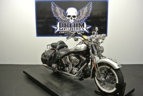 2003 Harley-Davidson FLSTSI - Heritage Springer Softail -- Black for sale craigslist