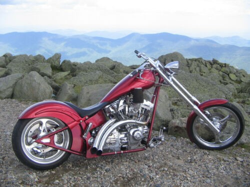 2003 Harley-Davidson Paul Yaffe Roadster Chopper HOC Candy Brandywine for sale craigslist