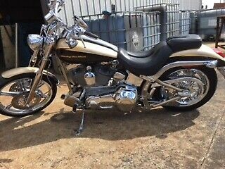 2003 Harley-Davidson Screaming Eagle Duece Black for sale