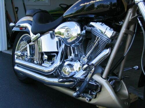 2003 Harley-Davidson Softail Deuce Gold for sale