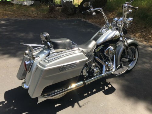 2003 Harley-Davidson Softail Black and Silver craigslist
