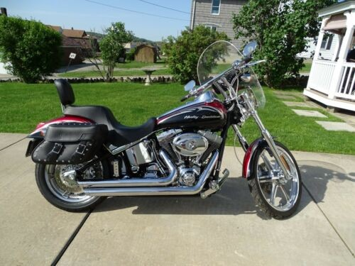 2003 Harley-Davidson Softail Red for sale