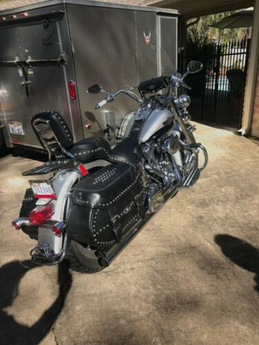 2003 Harley-Davidson Softail Silver for sale craigslist