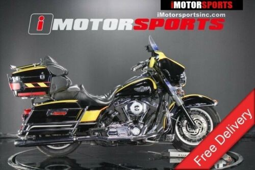 2003 Harley-Davidson Touring -- Black for sale