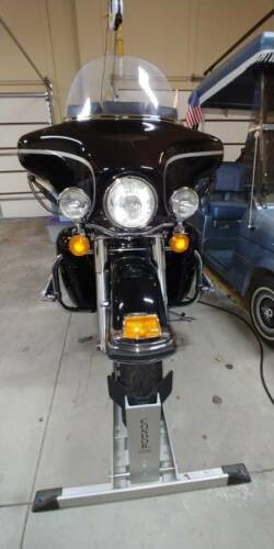2003 Harley-Davidson Touring 100TH ANN FLHTCUI ULTRA CLASSIC Black for sale craigslist