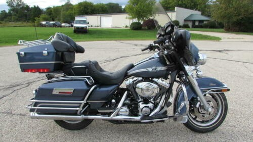 2003 Harley-Davidson Touring FLHTC - Electra Glide Classic Blue for sale