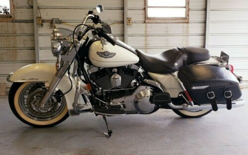 2003 Harley-Davidson Touring PEARL WHITE for sale craigslist