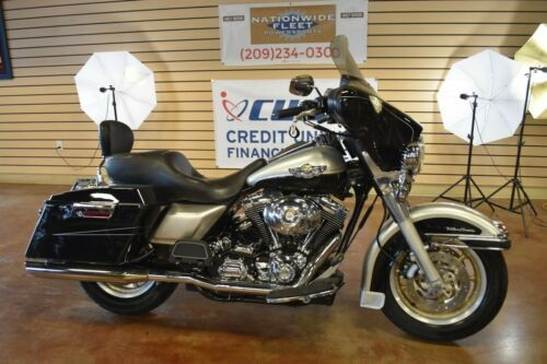 2003 Harley-Davidson Touring Silver / Black for sale craigslist