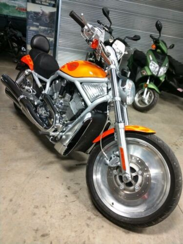 2003 Harley-Davidson VRSCA V-Rod® -- Anodized Aluminum for sale craigslist
