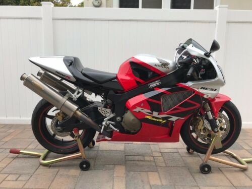 2003 Honda RC51 Red for sale craigslist