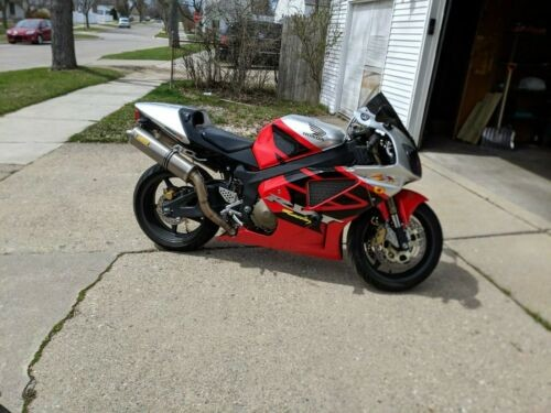 2003 Honda RC51 Red for sale