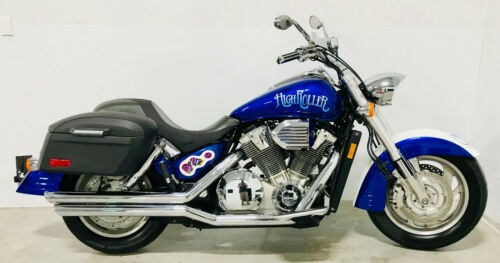 2003 Honda Shadow Blue for sale