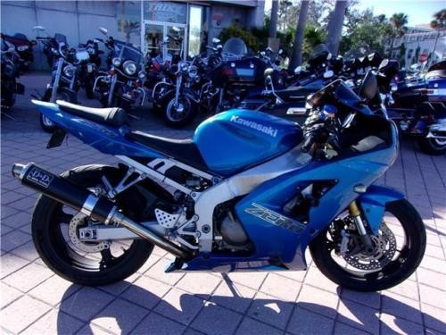 2003 Kawasaki Other -- Blue for sale craigslist