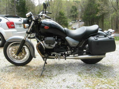 2003 Moto Guzzi California Stone Black for sale