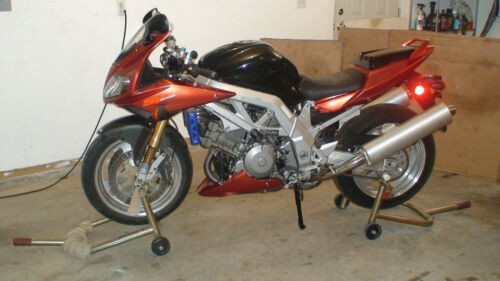 2003 Suzuki SV COPPER AND BLACK for sale