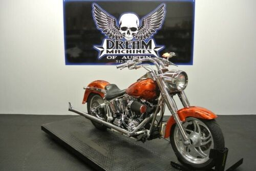 2003 Thunder Mountain Custom Frisco -- Orange for sale