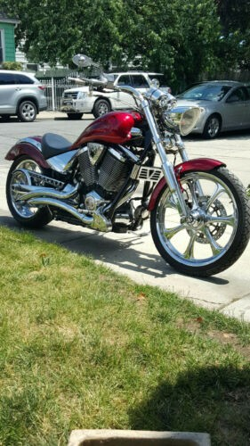 2003 Victory Vegas Red for sale