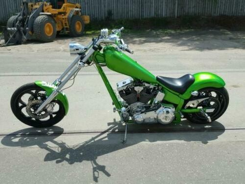 2004 American Ironhorse Texas Green for sale craigslist