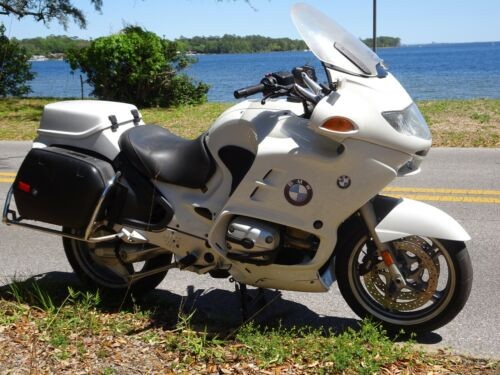 2004 BMW R-Series 1150 RTP Adventure Police White craigslist
