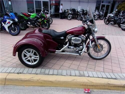 2004 Harley-Davidson Other TRIKE Red for sale