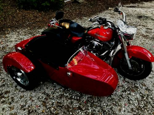 2004 Harley-Davidson Other red for sale craigslist